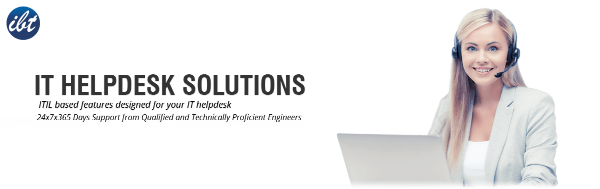 IT Helpdesk Solutions
