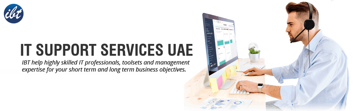 IT Support Services UAE