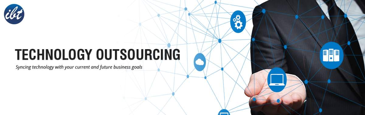 Technology outsoursing banner
